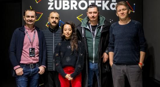 Ścianka ŻUBROFFKI 2019 /  ŻUBROFFKA 2019 Media Wall