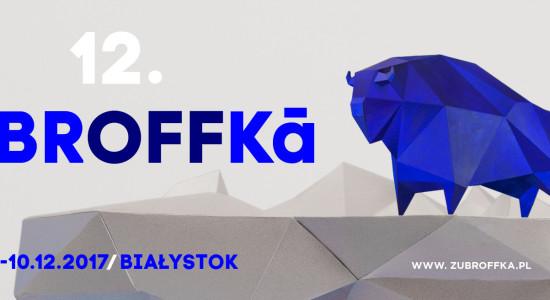 Zimowo-lodowa odsłona XII edycji festiwalu ŻUBROFFKA!