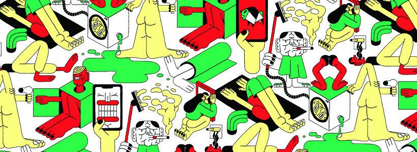 Błyskotliwa oprawa graficzna autorstwa Davida Štumpfa