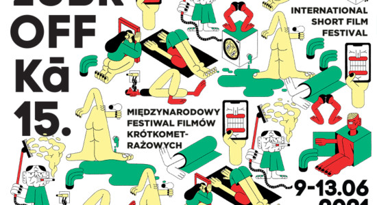 "Białystok Cultural Center – ""GAG"" Film Discussion Club has the pleasure to announce the new date of the 15th edition of ŻUBROFFKA International Short Film Festival!"