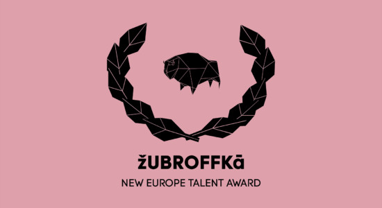 New Europe Film Sales fundatorem New Europe Talent Award!