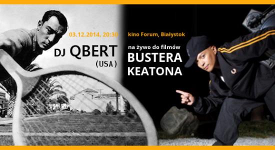 DJ QBert zaprasza na koncert