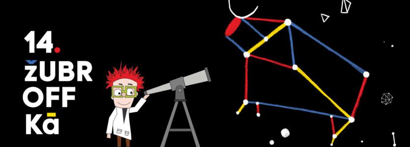 Rudy patrzy w gwiazdy!