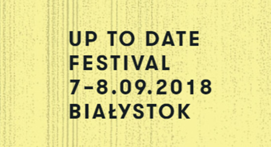 ŻUBROFFKA na Up To Date Festival!