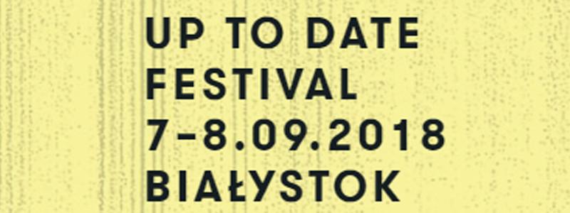 ŻUBROFFKA na Up To Date Festival!
