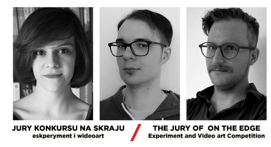 Jury of On the Edge – Experiment and Video art Competition